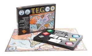 TEG - Juego de mesa de estrategia