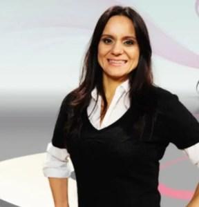 Luiza é a gerente de Esportes Terrestres do Flamengo (Foto Divulgação)