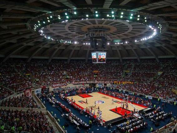 Maracanãzinho ficou assim ano passado, lotado! (Foto: FIBA Americas)