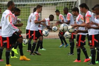 Flamengo retornará ao mesmo resort da pré temporada no ínicio do ano. (Foto: Flamengo Oficial - Gilvan de Souza)