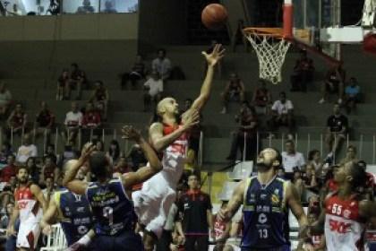 O Flamengo vem de vitória sobre o Mogi, em grande jogo no Tijuca. (Foto: Flamengo Oficial)