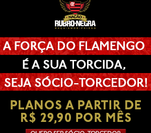 """Torcedores criam """"twittaço"""" em prol do Sócio-Torcedor do Flamengo"""
