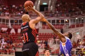 Marquinhos foi um dos destaques da partida (Foto: João Pires/LNB)