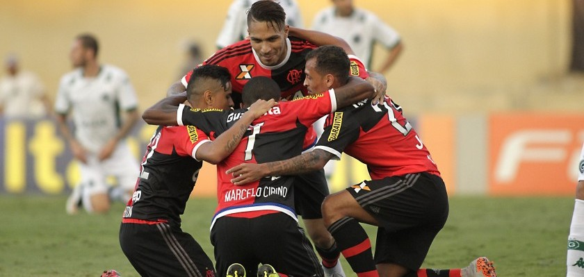 Goiás 0 x 1 Flamengo: Tabu quebrado, arrancada mantida e partida ruim