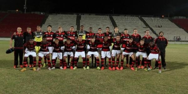 Em nome da Raça! Sub17 em busca do G4 da Taça Rio