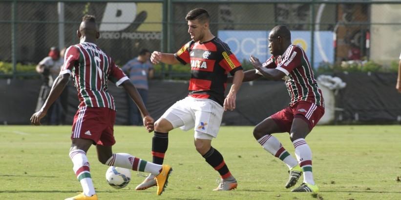 Flamengo faz jogo ruim e perde vaga para a final do Brasileiro Sub20