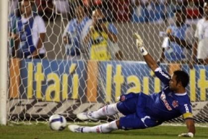 Bruno defende dois penais | Foto Marcia Feitosa VIPCOMM/Flamengo