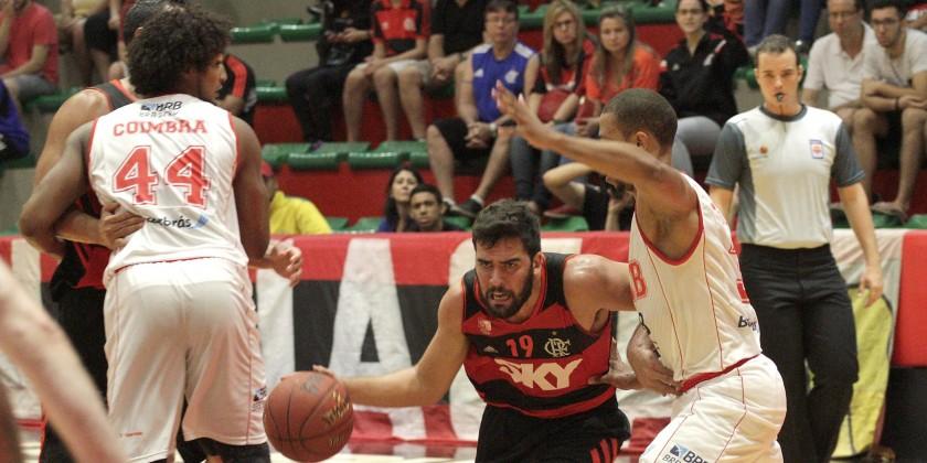 Flamengo vence a revanche contra UniCEUB/BRB/Brasília