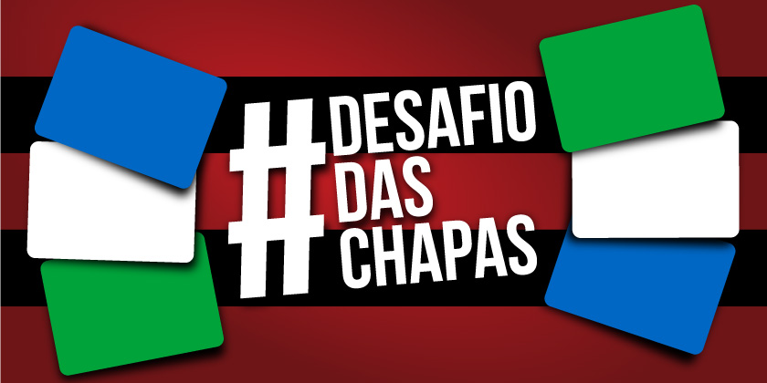 [#DesafioDasChapas] O que as Chapas pensam sobre o treinador do Flamengo