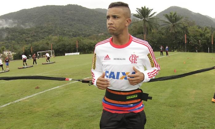 Fla Futebol 2016 – Bloco 3 – Lateral Esquerda