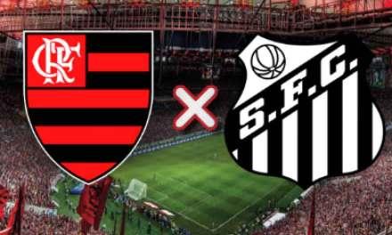 Fla vai à Vila Belmiro ainda sonhando com possível G5.