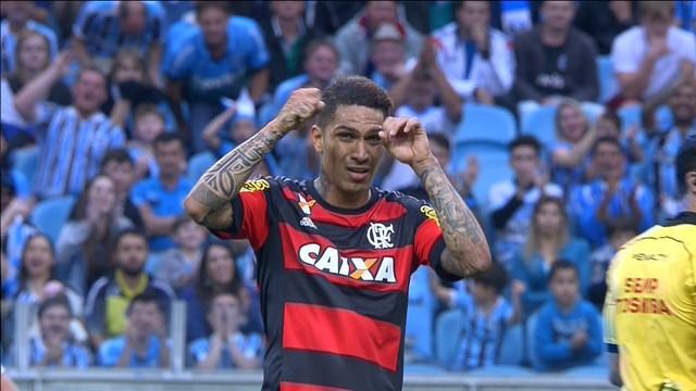 O Flamengo não sentiu falta dos afastados