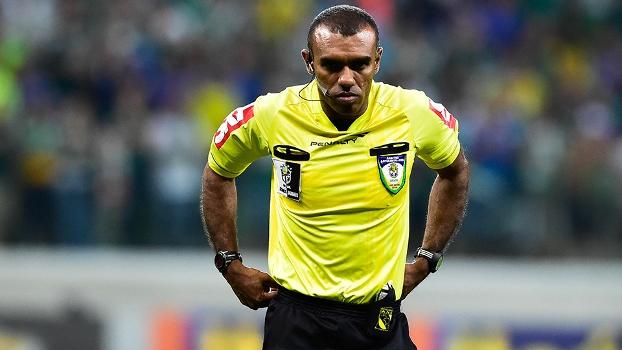 Árbitro paraense apita Chape e Flamengo pelo Brasileirão