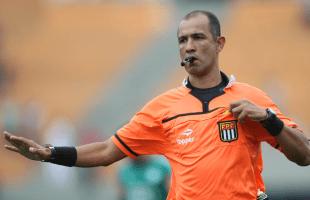 Árbitro paulista apita Flamengo x Bahia