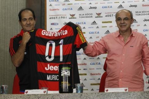 Fonte: reprodução site oficial do Flamengo