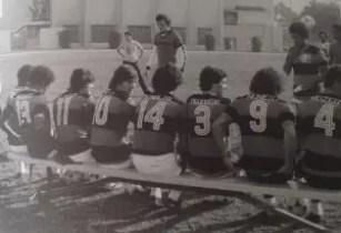 Treino na Hollywood High School 02