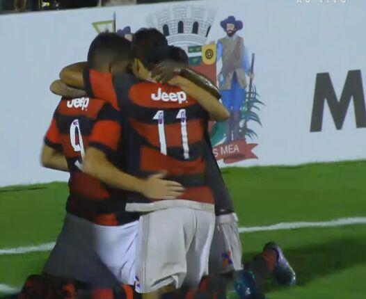 Atuações: Matheus Sávio sai do banco pra dar a classificação ao Flamengo; Thiago inspirado