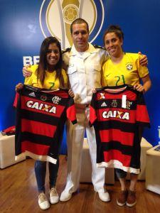 Foto: Ricardo Abrantes/Flamengo