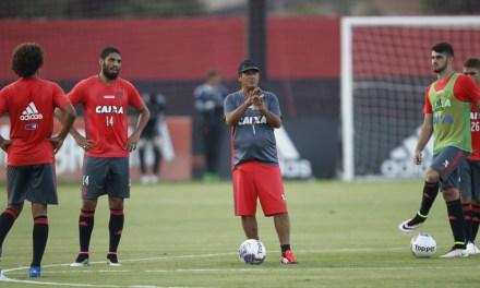 Precisando vencer, Flamengo enfrenta Boavista com time titular
