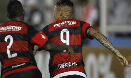 Atuações: Cirino e Guerrero marcam de novo; Cuéllar faz jogo preciso