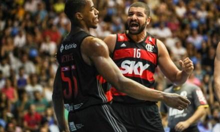Flamengo recebe Rio Claro no TTC pelo Jogo 2 das quartas