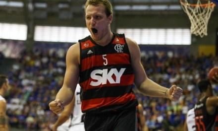 Pelo Jogo 2 da série, Flamengo e Bauru medem forças na Arena Carioca 2