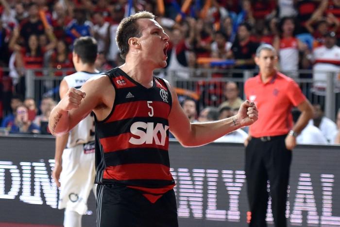 Flamengo vai a Marília em busca de pentacampeonato do NBB