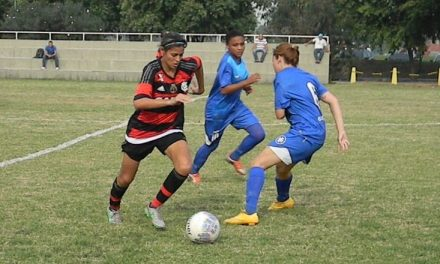 Fla/Marinha goleia novamente no Campeonato Carioca Feminino