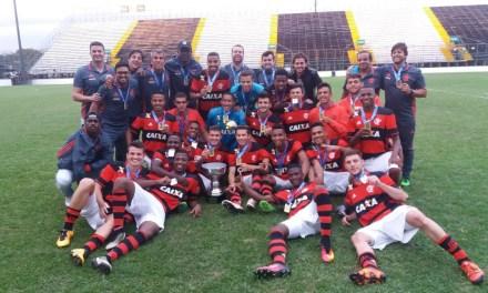 Destaques do time, Trindade, Fabrício e Lucas Silva repercutem conquista da Taça Rio Sub-20