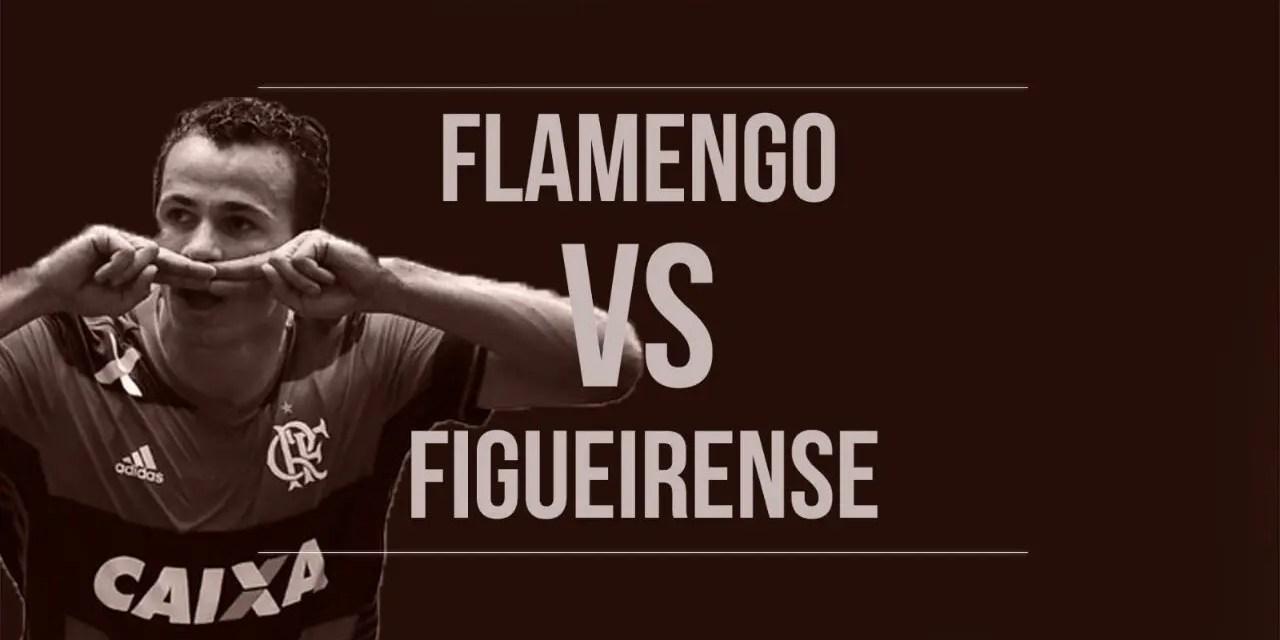 Buscando a classificação na Sul-Americana, Flamengo enfrenta Figueirense em Cariacica