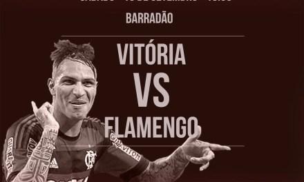 Fla vai a Salvador em busca da quarta vitória consecutiva