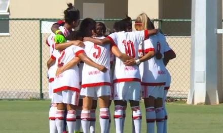 Copa do Brasil Feminino 2016 – Números da campanha do Flamengo/Marinha