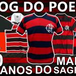 #VlogdoPoeta #20 100 ANOS DO MANTO SAGRADO