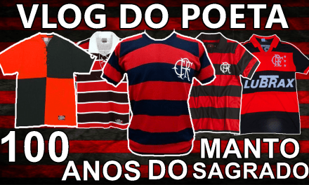 #VlogdoPoeta #20 100 ANOS DO MANTO SAGRADO