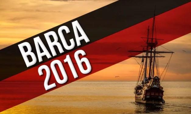 Barca 2016 – Resultados