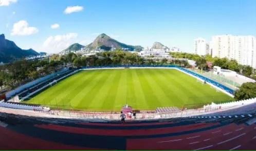 Fred Luz: sonho de estádio na Gávea continua vivo