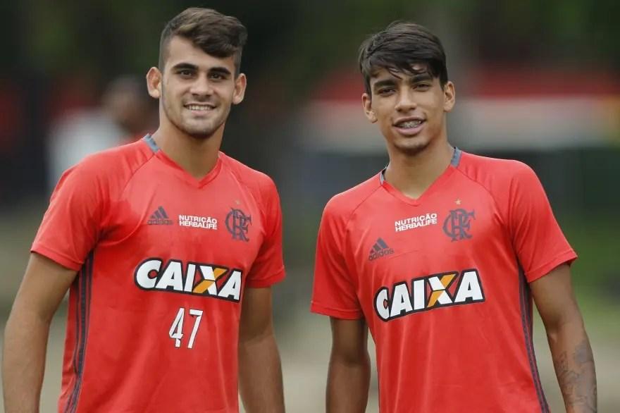 Flamengo tem três convocados para Sul-Americano Sub-20