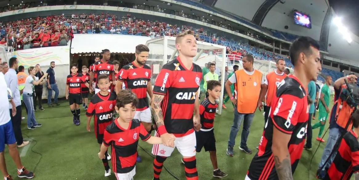 Adryan terá mais uma chance diante do Nova Iguaçu
