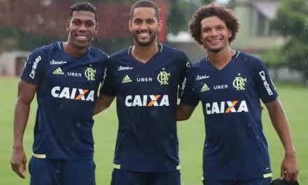 Com Berrío, Fla encara um Grêmio até com técnico reserva