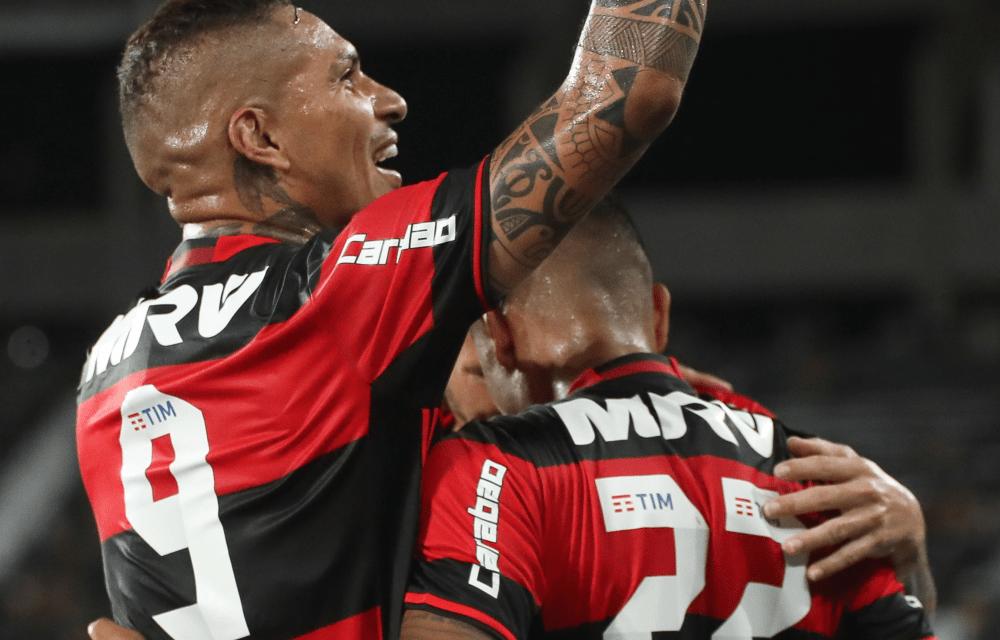 Éverton e Guerrero se aproximam do top 10 de artilheiros do Flamengo no século XXI