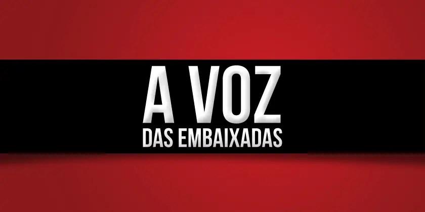 Paulinho Serra acompanhará Fla x Bota na sede do Flayork