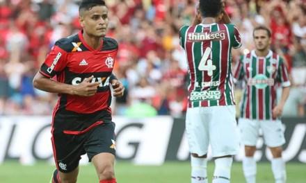 Fla defende série de escritas na final do Carioca