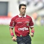 Trio Paulista apita o jogo de volta na Copa do Brasil