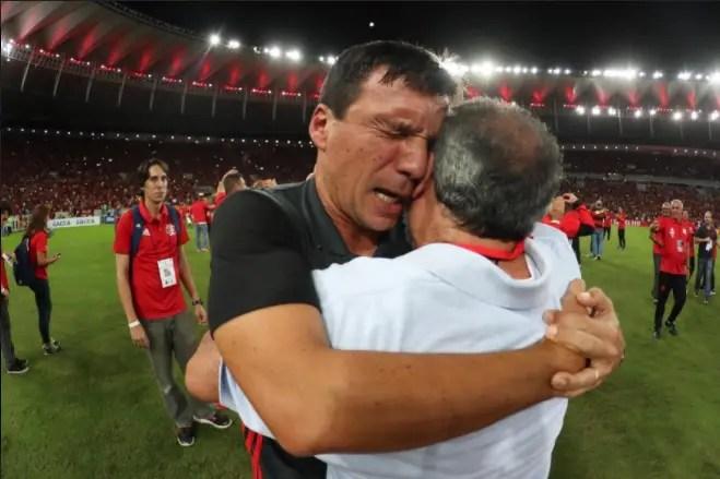 """Flamengo conquista 5º título seguido com """"prata da casa"""" no comando"""