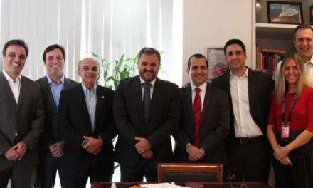 Flamengo celebra parceria inédita com Instituto de Oftalmologia do Rio de Janeiro