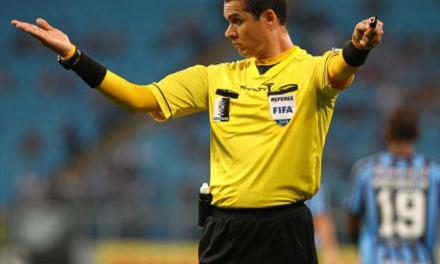 Árbitro Mineiro apita jogo de ida na Copa do Brasil