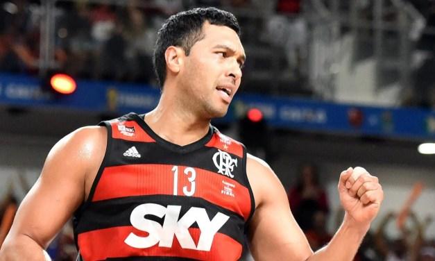 Pivô do Flamengo está na lista final de convocados da Seleção Brasileira