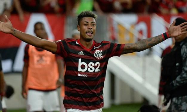 Bruno Henrique chega ao 11º gol no ano e está a um de empatar com artilheiros de 2018