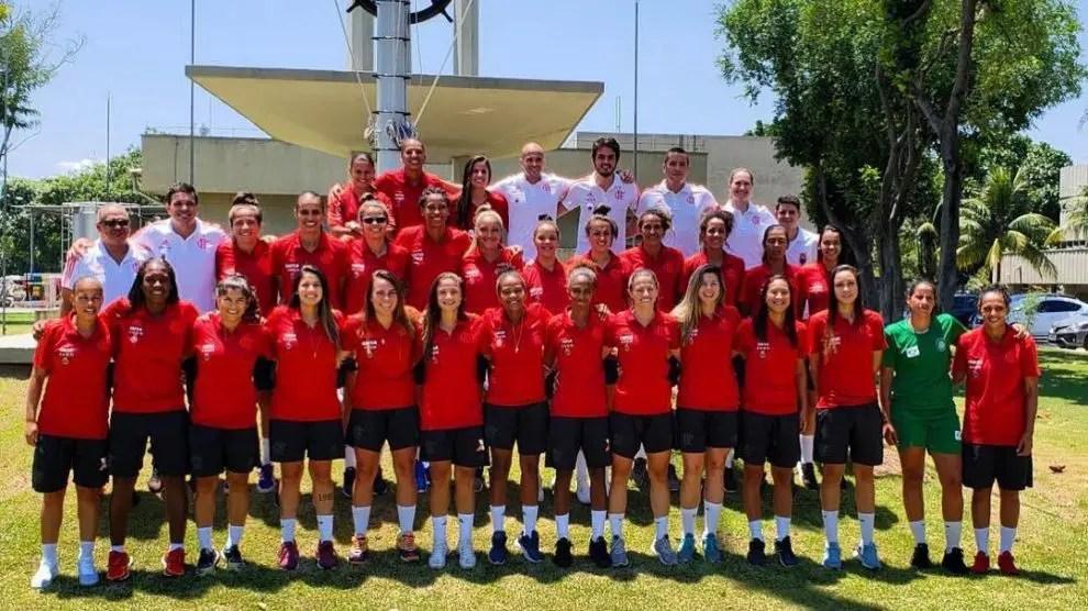 Elenco do Flamengo/Marinha para a temporada 2019