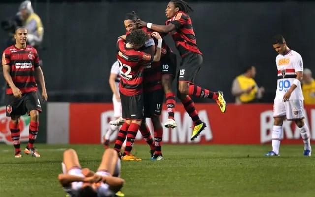 Nos pontos corridos, Flamengo bateu o São Paulo no Morumbi em apenas duas oportunidades